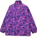 [L] A Bathing Ape Bape Vintage Color Camo Nylon Jacket