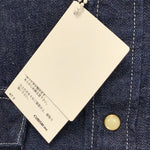 [XL] VISVIM 13SS Albacore Denim Shirt One Wash Indigo