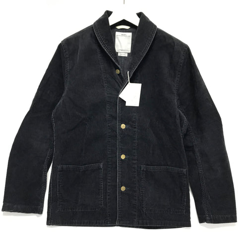 [M] VISVIM 12AW ARTIFACT COVERALL CORDUROY SLUB JACKET