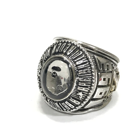A Bathing Ape Bape College Ring