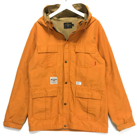 [L] WTaps Sherpa Mountain Parka Jacket Orange