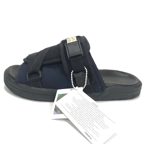[M] Visvim 19SS Christo Sandals Two Tone Black