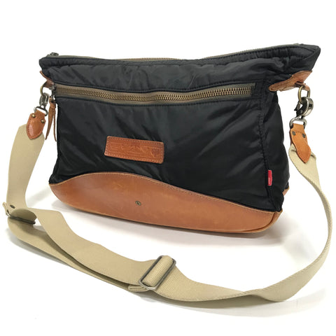 WTaps x Porter 08AW Postman Nylon / Leather Shoulder Bag