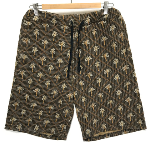 [2] Kapital Palm Tree Jacquard Dragronfly Shorts