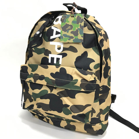 DS! BAPE BACKPACK 1st Camo