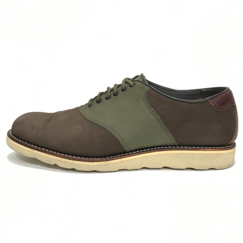 [10] WTAPS 12AW Saddle Shoes