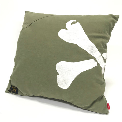 WTaps 12AW Bumper Cushion Pillow Olive Drab