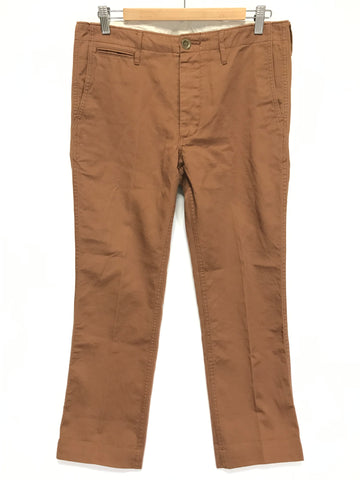 [M] Visvim 13SS Slim Chino Brown