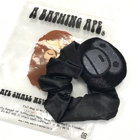 DS! A Bathing Ape Bape Baby Milo Hair Band Scrunchie