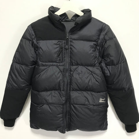 [S] WTaps 4-Way Ripstop Nylon Down Puffer Jacket / Vest Black