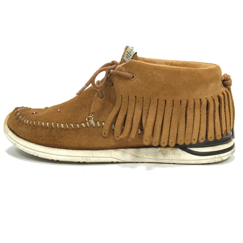 [12] Visvim 08AW FBT Shaman Folk Brown