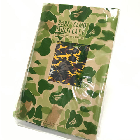 DS! A Bathing Ape Bape Camo Multi Case