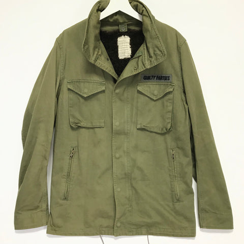 [XL] Wacko Maria Guilty Parties M-65 Jacket Olive