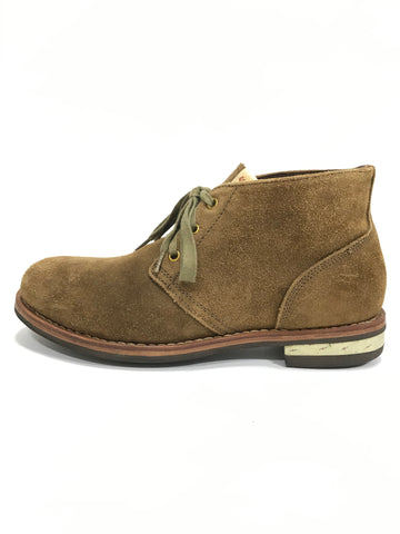 [10] Visvim 15AW Willys Boots Folk Lt Brown