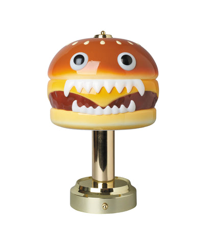 DS! Undercover x Medicom Hamburger Lamp