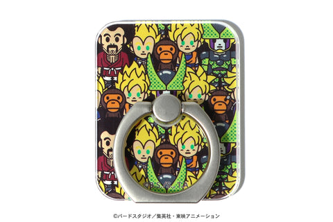 DS! Bape Dragon Ball Z Baby Milo Smartphone Ring