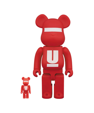 DS! Undercover x Medicom WE MAKE NOISE 400% + 100% Bearbrick Set