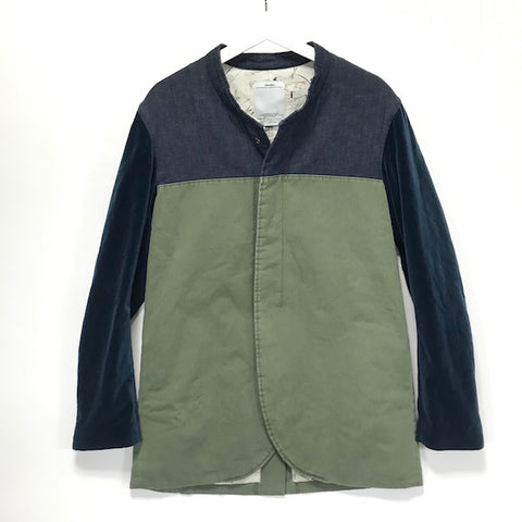 [XL] Visvim Pawnee Jacket Olive/Navy