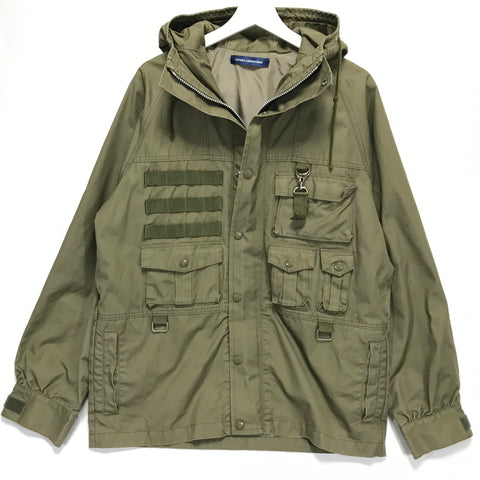 [L] Futura Laboratories Military Parasmock Jacket Olive
