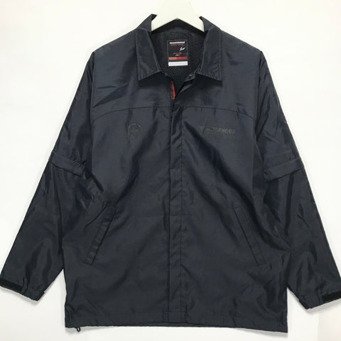 [L] Neighborhood x Fragment Design 06AW Coaches Jacket