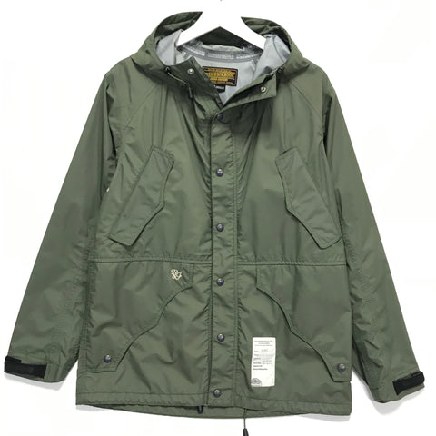 [M] Neighborhood 11SS Rain Shelter N-Jacket Olive