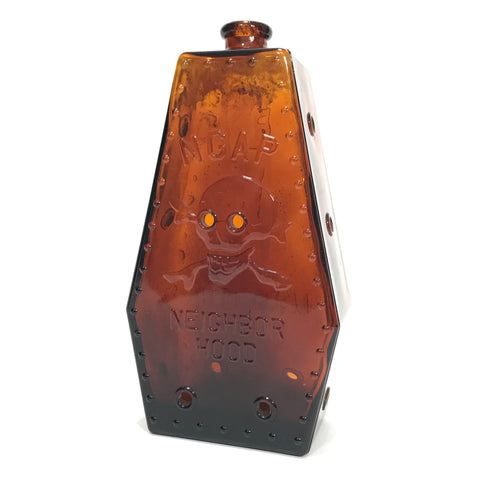 Neighborhood x NGAP Poison Booze Incense Chamber Brown