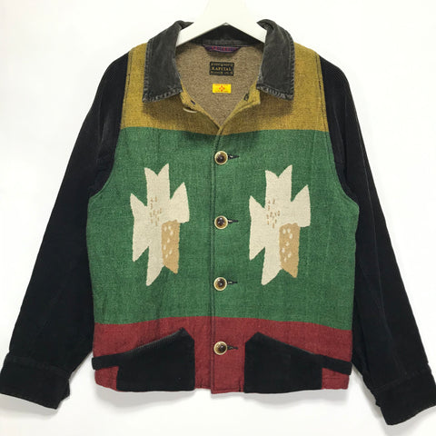 [M] Kountry Gabetega Rasta Chimayo Jacket