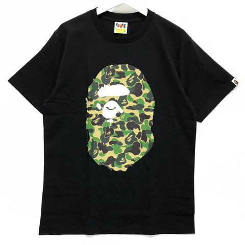 [S~L] DS! Bape ABC Camo Head S/S Tee