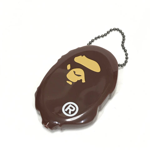 DS! Bape Head Rubber Coin Case / Keychain