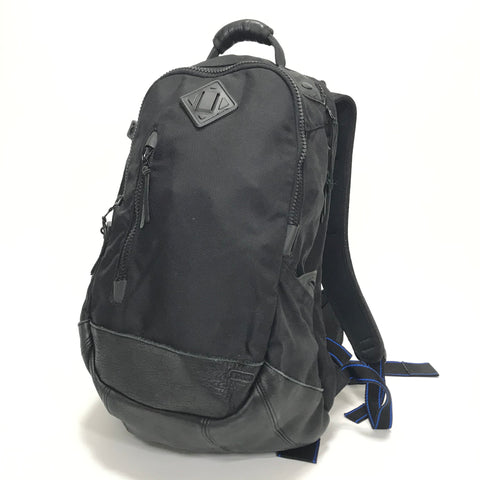 Visvim 20L Ballistic Backpack Black