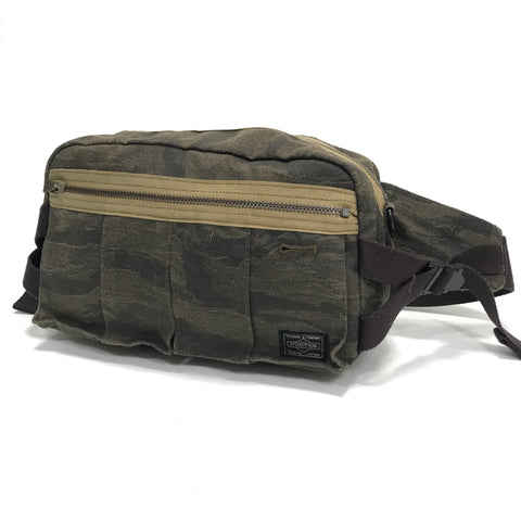 Porter 70th Anniversary Camo Waist / Shoulder Bag