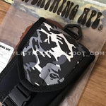 DS! A Bathing Ape Bape Camo Case Black
