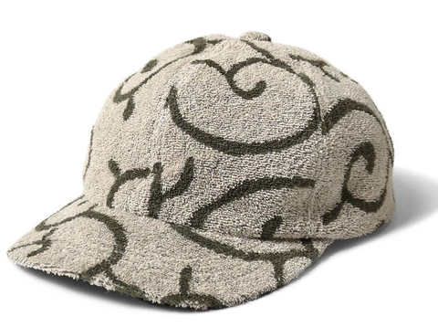 DS! Kapital Irago Pile Arabesque Pattern Baseball Cap Hat