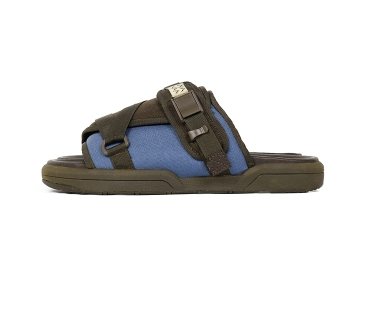 [M] DS! Visvim Christo Sandals 2-Tone Dk Brown