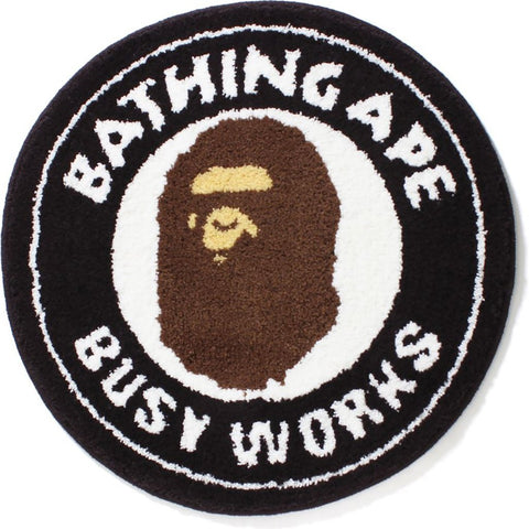 DS! BAPE BUSY WORKS RUG MAT