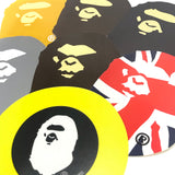 A Bathing Ape Bape Vintage 7 Sticker Set