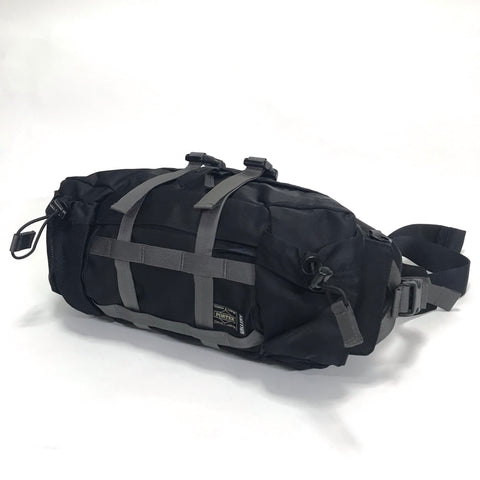 Porter x G1950 Waist / Shoulder Bag Black