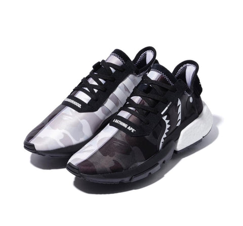 [9] NEW! A Bathing Ape Bape x Neighborhood x Adidas POD 3.1