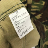 [L] WTaps Tropical Camo Ripstop Jungle L/S Shirt