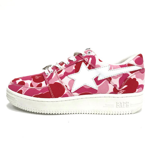[8.5] DS! A Bathing Ape Bape Sta ABC Camo Pink