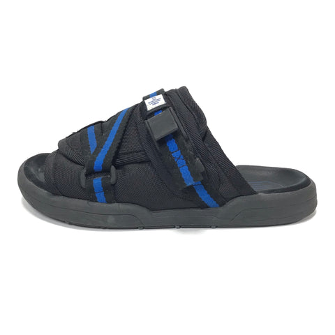 [S] Visvim Christo Sandals Black