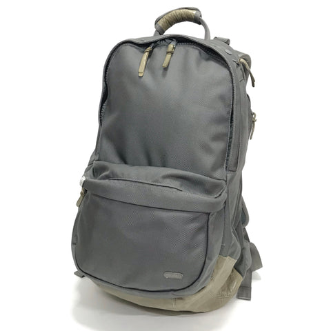 Visvim 22L Cordura Ballistic Nylon Backpack Grey
