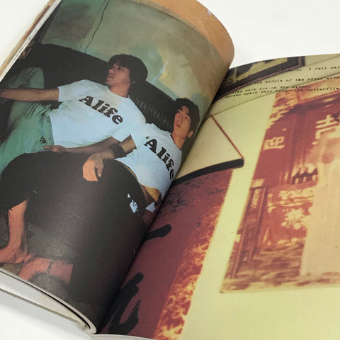A Bathing Ape Bape Vintage 'With the Bathing Ape' Book