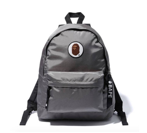 DS! BAPE BACKPACK GREY
