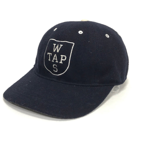 WTaps 11AW 8 Panel Wool Cap