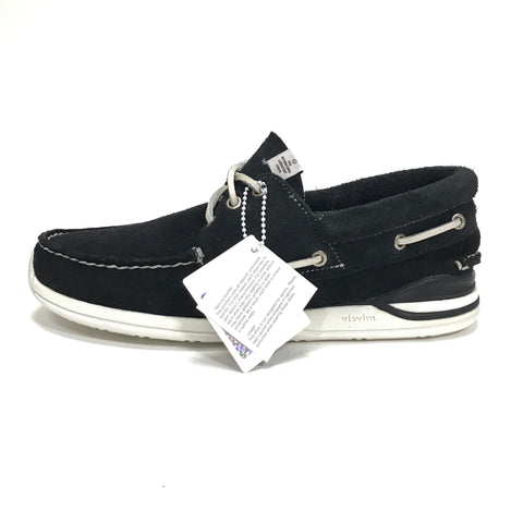 [9.5] DS! Visvim Hockney Folk Black