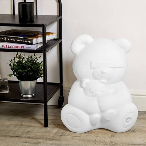 DS! Undercover x Medicom Bear Floor Lamp
