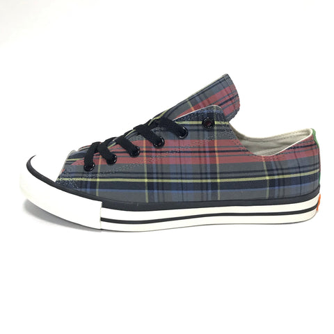 [10.5] DS!  G1950 x Cause Vintage Check Low Sneaker