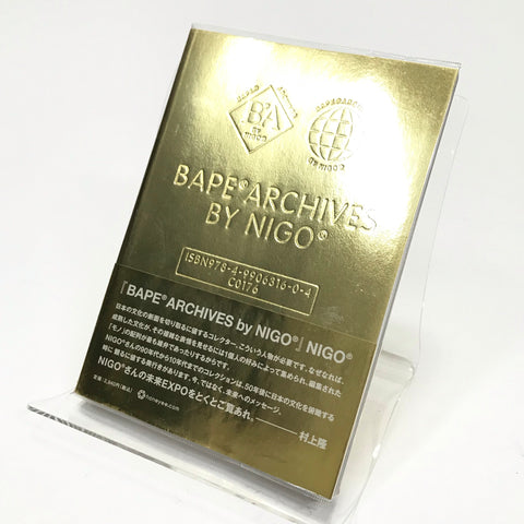 A Bathing Ape Bape Archives by Nigo Book