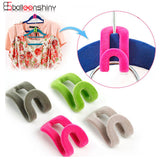 10PCS Cloth Hanger Mini Hooks - Aerosumo